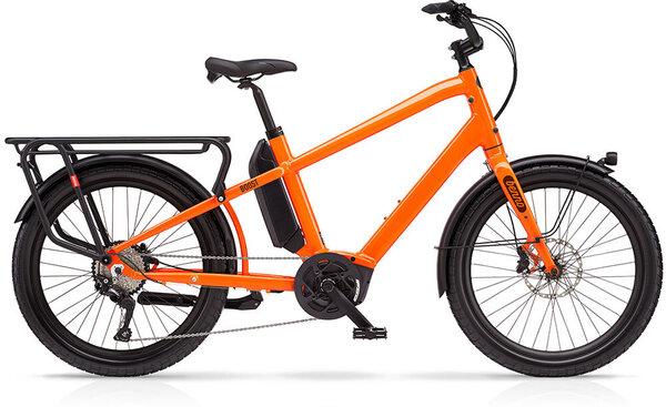 Benno Bikes Boost E 10D Performance