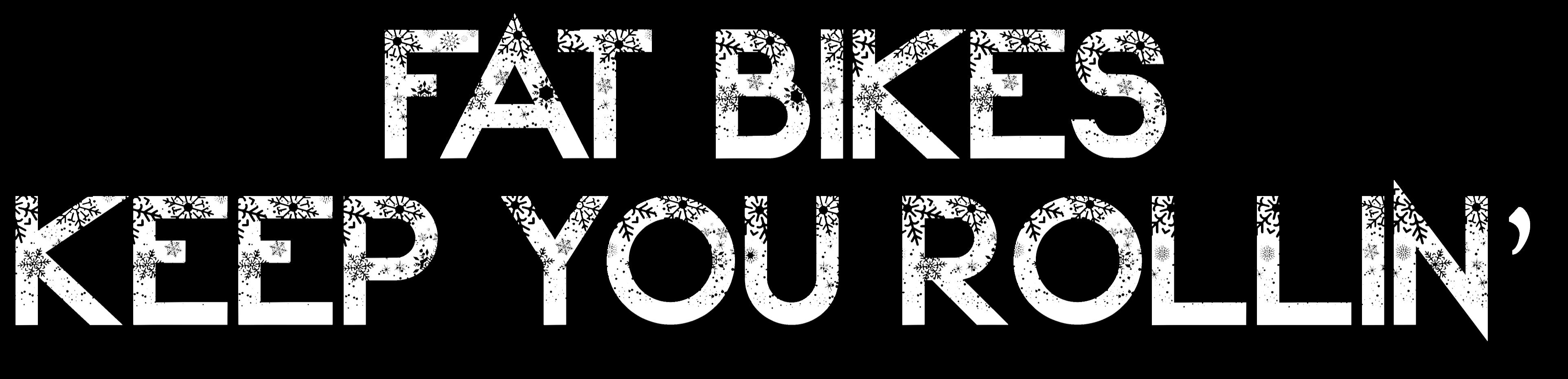 Shop Fat Bikes