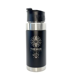 The Hub Bicycles 16oz Liquid Hardware Aurora Coffee Mug