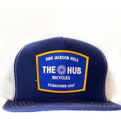 The Hub Bicycles x Dedicate Canvas Trucker Hat