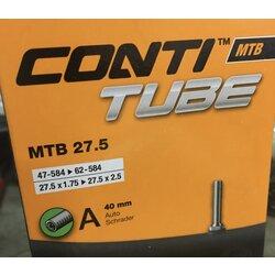 Continental 27.5 x 1.75 – 2.50 Schrader Valve Tube AKA 650B x 47-62