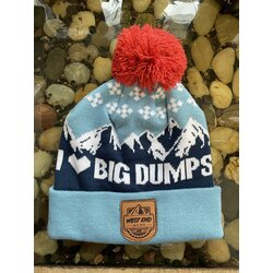 Locale I Heart Big Dumps Beanie