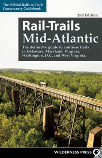 Martins Bike & Fitness Mid-Atlantic Rail-Trails Book