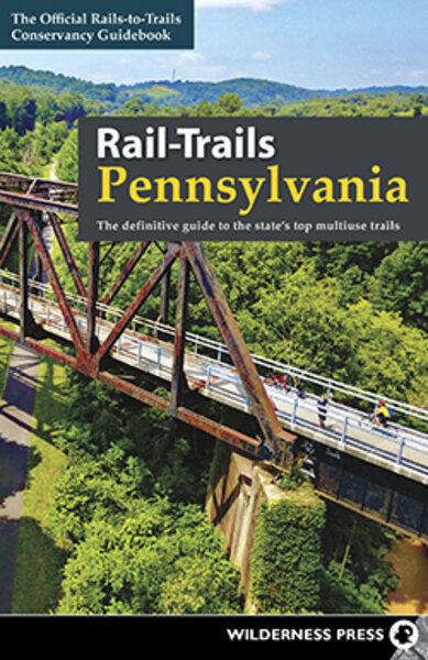 Martins Bike & Fitness Pennsylvania Rail-Trails Book