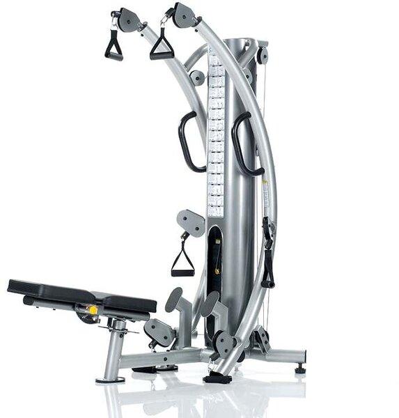 TuffStuff Fitness International SPT-6X Six-Pak Functional Trainer