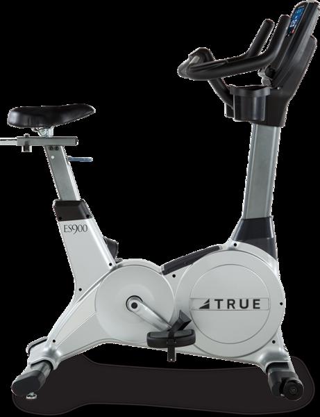 True Fitness ES900 Upright Bike