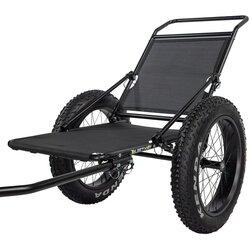 QuietKat 2 Wheel Cargo Trailer