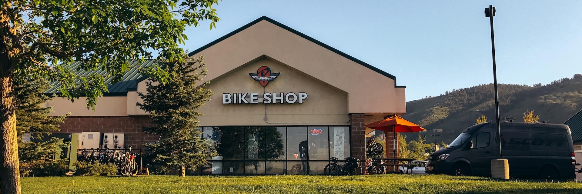 Pedal Pushers Cyclery Bike Shop