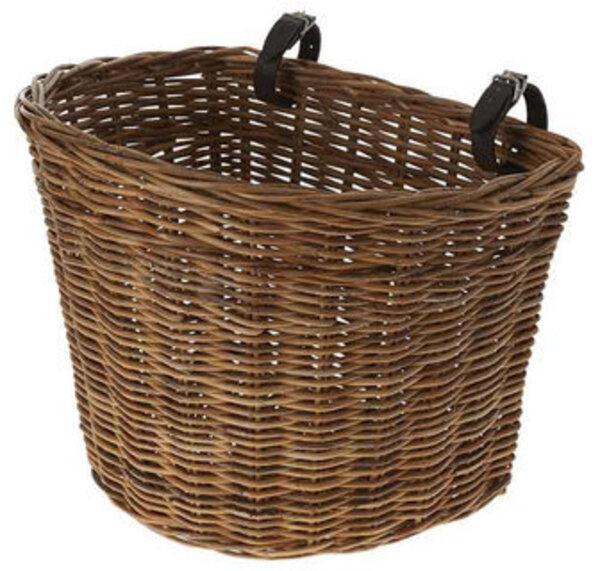 Basil Darcy Front Wicker Basket