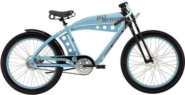 Felt Bicycles Deep Six Antique Blue