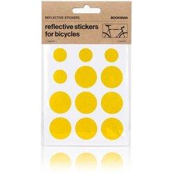 BOOKMAN Sticky Reflector Dots