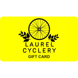 The Laurel Cyclery Gift Card