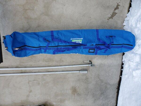 Fresh Air 5-6 Pair Ski Bag