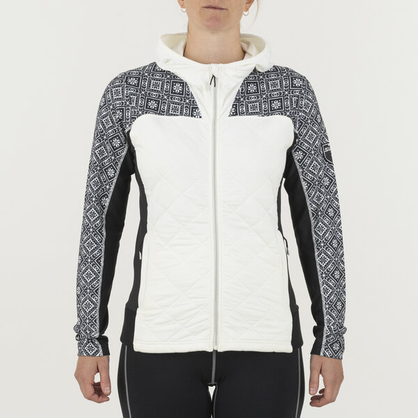 Swix Women's Myrene Full Zip Quilted Midlayer