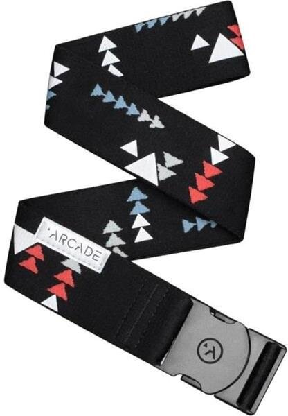 Arcade Ranger Black Blue Triangle