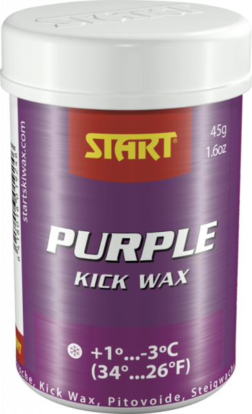 START Purple Grip Wax