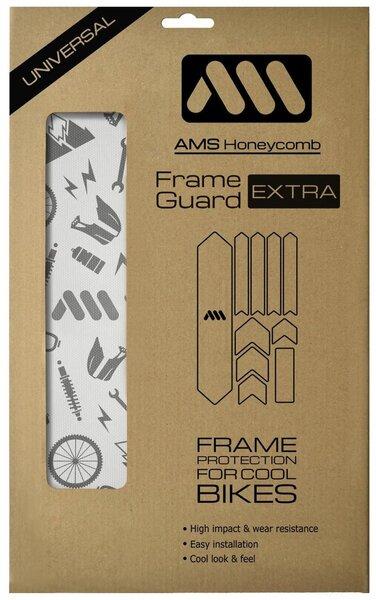 All Mountain Style Honeycomb Frame Guard EXTRA Joyride