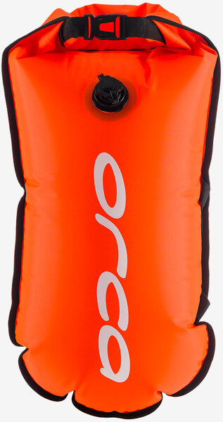 Orca Safety Buoy With Hydration Bladder Pocket