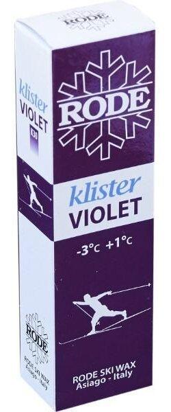 Rode K30 Violet Klister