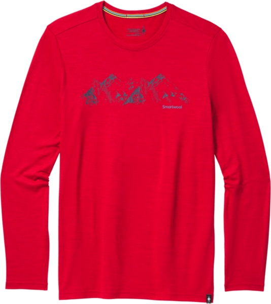 Smartwool Men's Merino Sport 150 Upper Slopes Graphic Tee