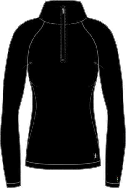 Smartwool Women's Merino 250 Baselayer 1/4 Zip
