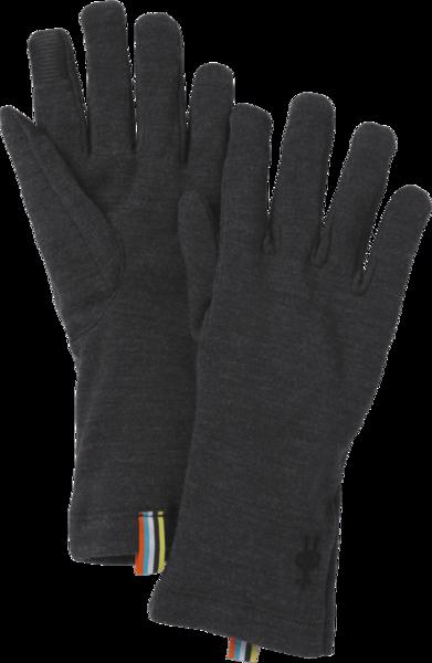 Smartwool Merino 250 Glove Charcoal Heather