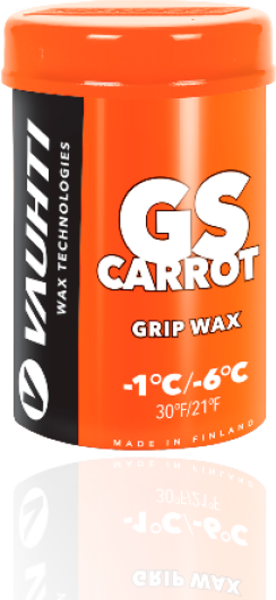 Vauhti Synthetic GS Grip Wax Carrot