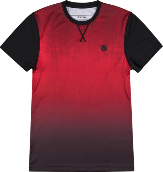Sombrio Groms Renegade Jersey Tie Dye Red