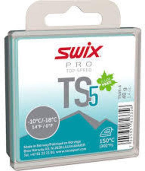 Swix Pro Top Speed Glide Wax, 40g