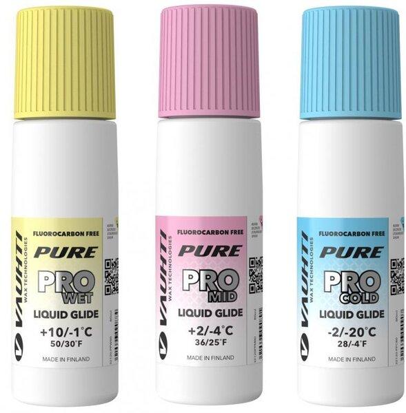 Vauhti Pure Pro Liquid Glide Wax