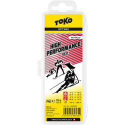 Toko Performance Glide 120g RED