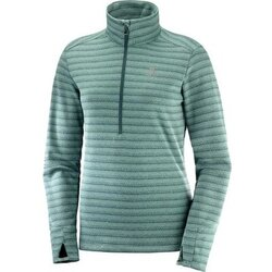 Salomon Women's Lightning Half Zip Midlayer