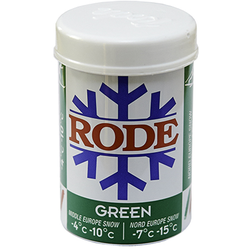 Rode Green Grip Wax