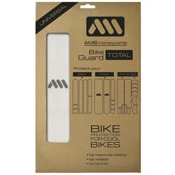 All Mountain Style Honeycomb Frame Guard TOTAL Clear