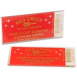 Red Creek 3mm Diamond Pro Scraper