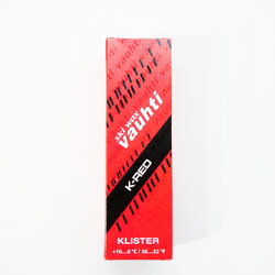 Vauhti K-Red Fluorinated Klister
