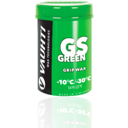 Vauhti GS Green Grip Wax