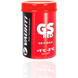 Vauhti GS Red Grip Wax