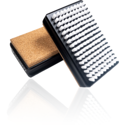 Vauhti Nylon Brush with Natural Cork