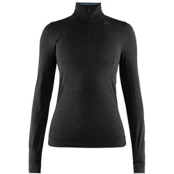 Craft Women's Fuseknit Comfort Zip Baselayer