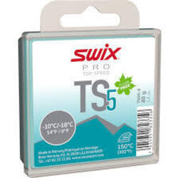 Swix Pro Top Speed Glide Wax, 40g