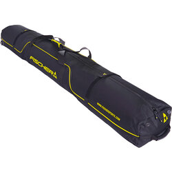 Fischer 5 Pair XC Roller Performance Ski Bag