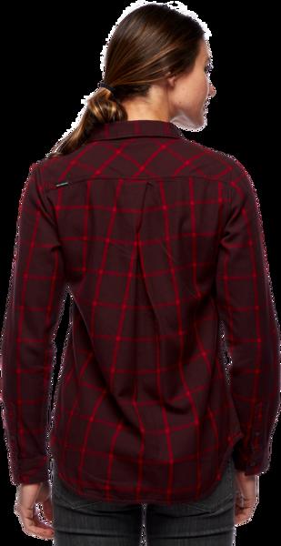Black Diamond W Serenity LS Flannel