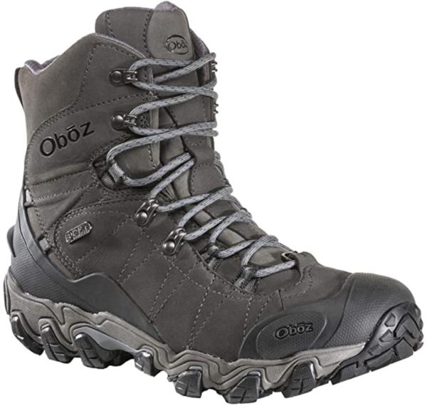 "Oboz Footwear Bridger 8"" Insulated"