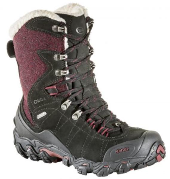 "Oboz Footwear Bridger 9"" Insulated"