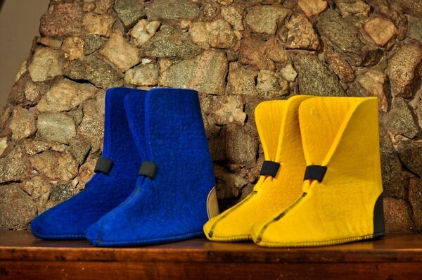 Brand Felt 10 in 6mm 100% Virgin Wool Boot Liners