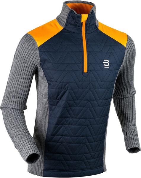 Bjorn Daehlie Comfy Sweater Half Zip