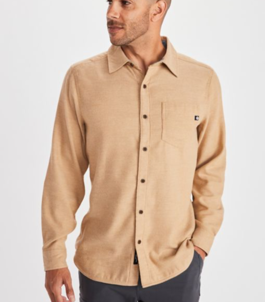 Marmot Hobson Midweight Flannel