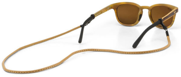 Croakies Leather Sewn Spec End