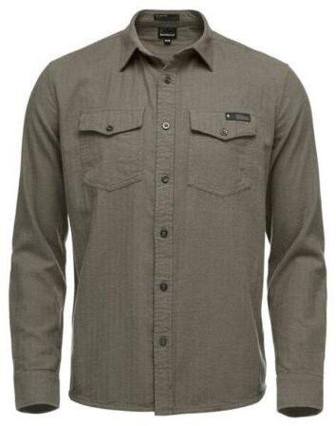 Black Diamond M Sentinel Flannel Shirt
